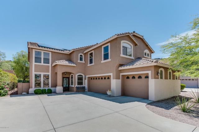 4772 N Tomnitz Place, Tucson, AZ 85750 (#21820769) :: Long Realty - The Vallee Gold Team