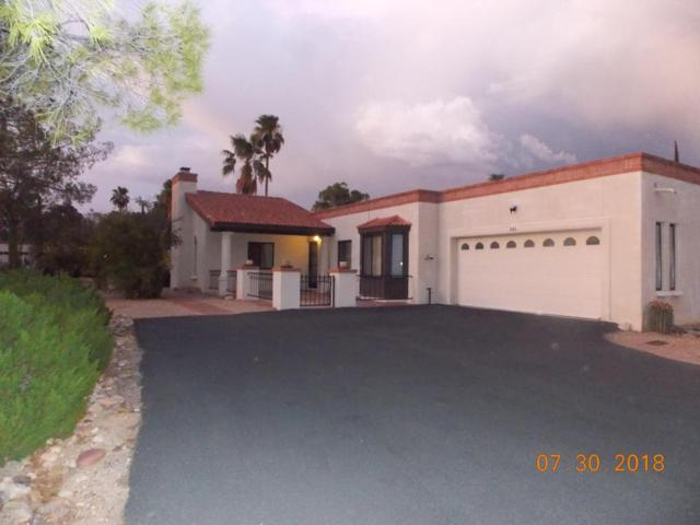 846 W Palma De Coco, Tucson, AZ 85704 (#21820800) :: Keller Williams