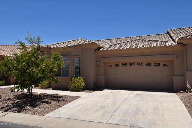 13401 N Rancho Vistoso Boulevard #51, Tucson, AZ 85755 (#21821002) :: Long Realty - The Vallee Gold Team