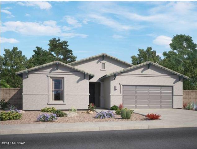 12570 N Blondin Drive, Marana, AZ 85653 (#21821062) :: Long Realty Company