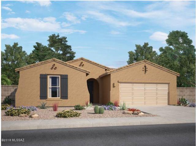 12560 N Blondin Drive, Marana, AZ 85653 (#21821077) :: Long Realty Company