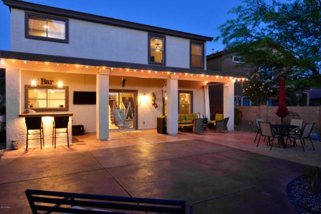 13047 N Desert Olive Drive, Oro Valley, AZ 85755 (#21821540) :: Long Realty - The Vallee Gold Team