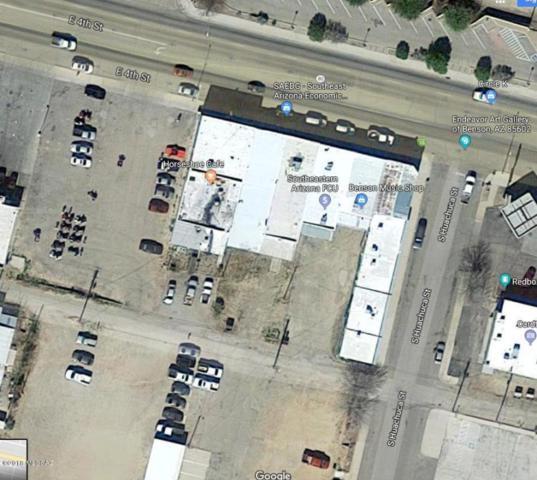 162 W 4th Street, Benson, AZ 85602 (#21821699) :: The Josh Berkley Team