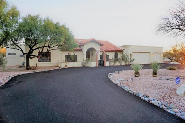 10040 E Prairie Dog Lane, Tucson, AZ 85749 (#21821704) :: Long Realty - The Vallee Gold Team