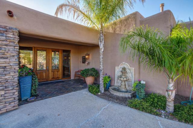 4136 E Bujia Segunda, Tucson, AZ 85718 (#21821757) :: Long Realty - The Vallee Gold Team