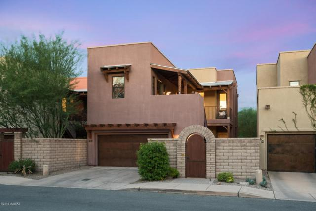 48 E Castlefield Circle, Tucson, AZ 85704 (#21822002) :: Long Realty - The Vallee Gold Team