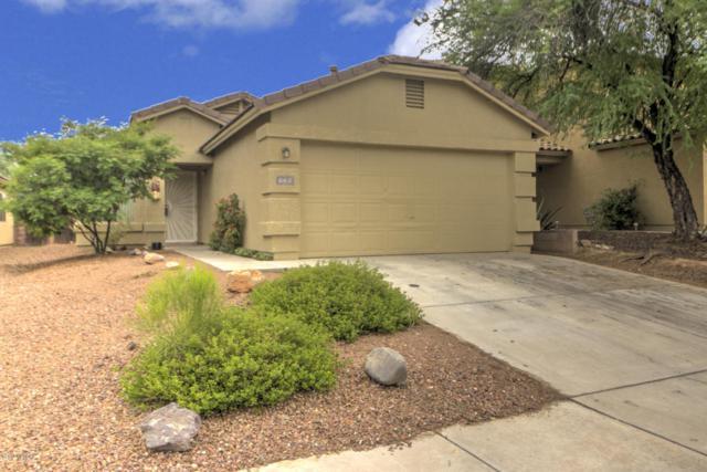 663 W Firehawk Drive, Green Valley, AZ 85614 (#21822038) :: Long Realty Company