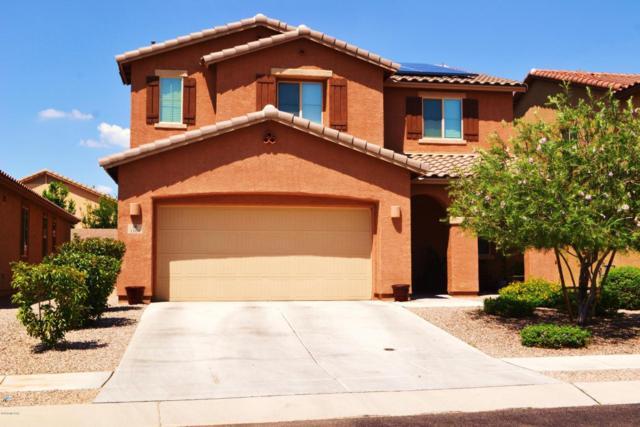 1104 W Garden Grove Drive, Oro Valley, AZ 85755 (#21822065) :: Long Realty Company