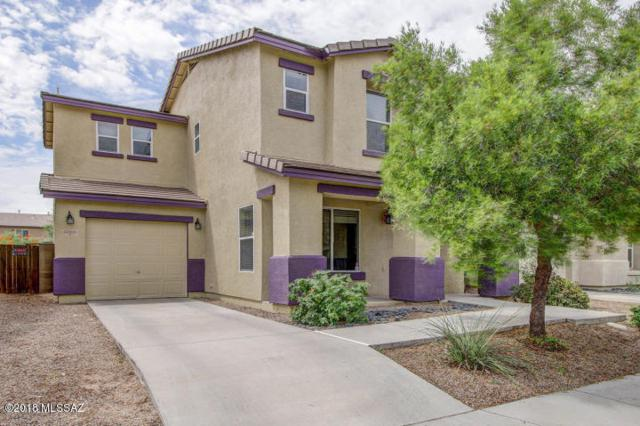 4266 E Wading Pond Drive, Tucson, AZ 85712 (#21822146) :: The KMS Team