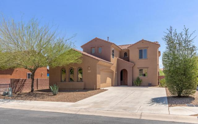 12910 N Fox Hollow Drive, Marana, AZ 85653 (#21822149) :: Long Realty - The Vallee Gold Team