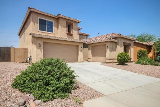 12851 N Honey Bell Drive, Marana, AZ 85653 (#21822155) :: Long Realty - The Vallee Gold Team