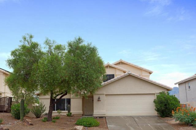 10706 N Sand Canyon Place, Oro Valley, AZ 85737 (#21822186) :: Keller Williams
