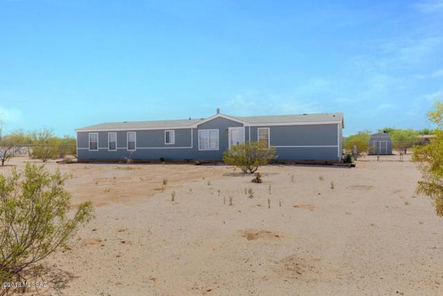 5537 N Whitetail Road, Marana, AZ 85653 (#21822257) :: Long Realty Company