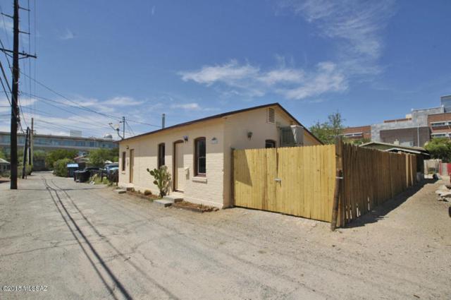 830 E 6Th Street, Tucson, AZ 85719 (#21822315) :: Long Realty - The Vallee Gold Team