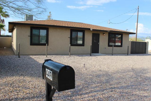 449 E Lester Street, Tucson, AZ 85705 (#21822325) :: RJ Homes Team