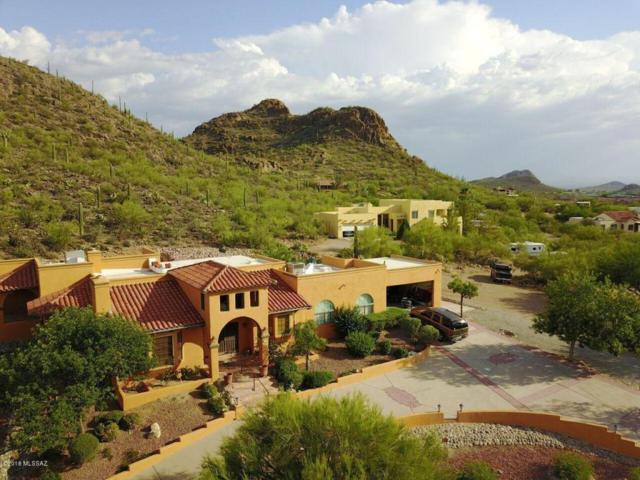 4085 W Coyote Ridge Trail, Tucson, AZ 85746 (#21822335) :: The KMS Team