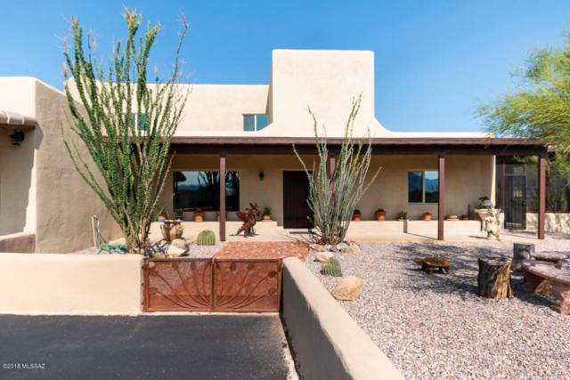 7370 S Cactus Thorn Lane, Tucson, AZ 85747 (#21822340) :: RJ Homes Team