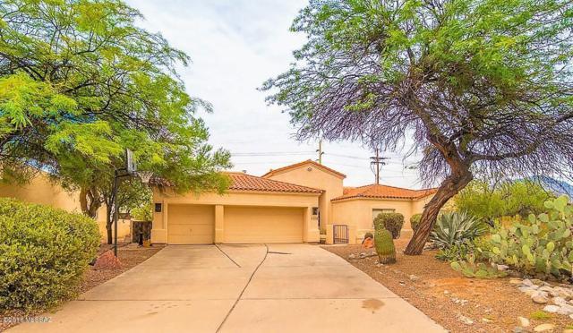 3783 N Sandrock Place, Tucson, AZ 85750 (#21822365) :: Keller Williams
