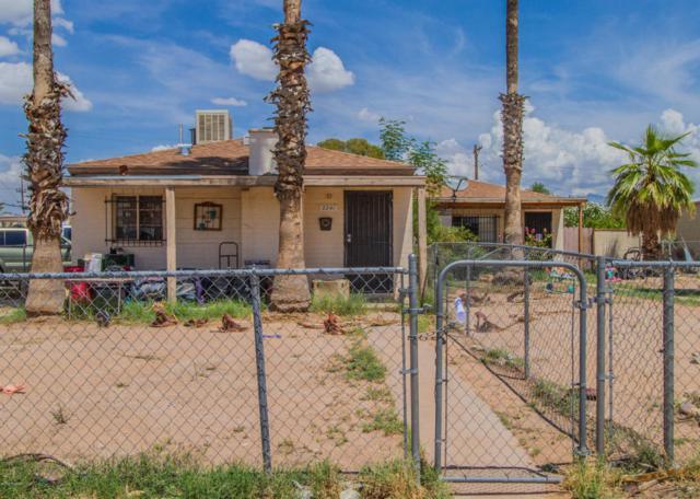 2241-2243 E Monterey Vista, Tucson, AZ 85713 (#21822483) :: Gateway Partners at Realty Executives Tucson Elite