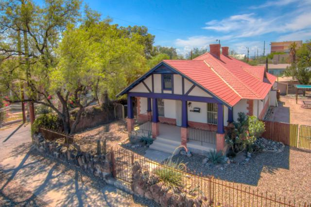 320 E 4Th Street, Tucson, AZ 85705 (#21823045) :: The KMS Team