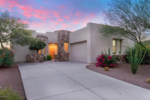 1033 W Par Four Drive, Oro Valley, AZ 85755 (#21823217) :: Long Realty - The Vallee Gold Team