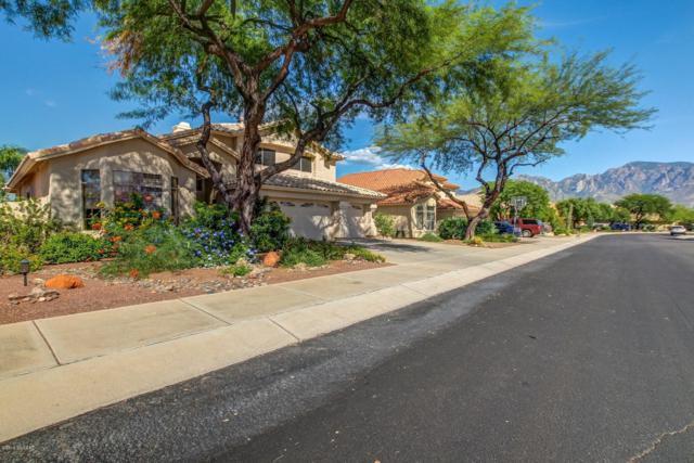 12340 N Mt Bigelow Road, Oro Valley, AZ 85755 (#21823556) :: Gateway Partners at Realty Executives Tucson Elite