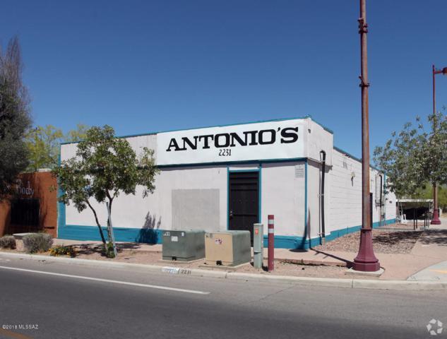 2231 S 4Th Avenue, Tucson, AZ 85713 (#21823692) :: Gateway Partners at Realty Executives Tucson Elite