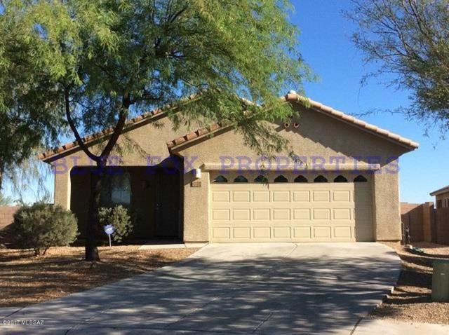 11702 W Stone Hearth Street, Marana, AZ 85658 (#21823762) :: The Josh Berkley Team