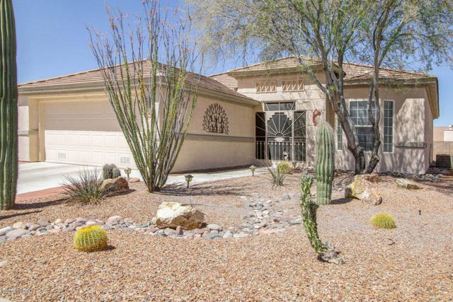 12859 N Eagle Mesa Place, Marana, AZ 85658 (#21823971) :: Long Realty Company