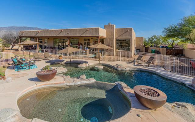 12341 E Goldpan Place, Tucson, AZ 85749 (#21824271) :: The Josh Berkley Team