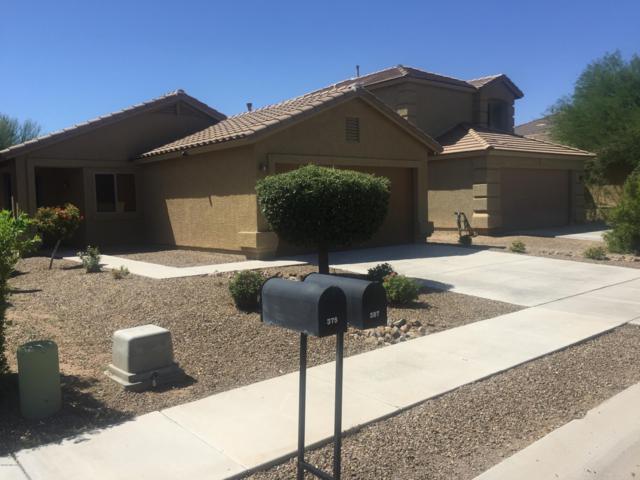 387 W Cedar Chase Drive, Green Valley, AZ 85614 (#21824501) :: Long Realty Company
