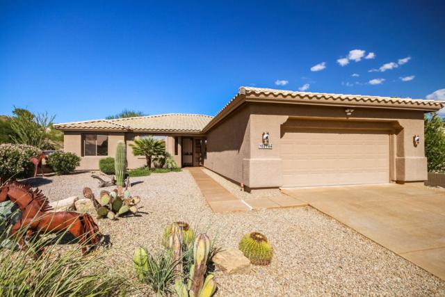 62144 E Amberwood Drive, Saddlebrooke, AZ 85739 (#21824626) :: Long Realty - The Vallee Gold Team