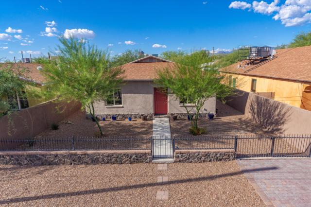 118 W 20th Street, Tucson, AZ 85701 (#21824662) :: Long Realty Company