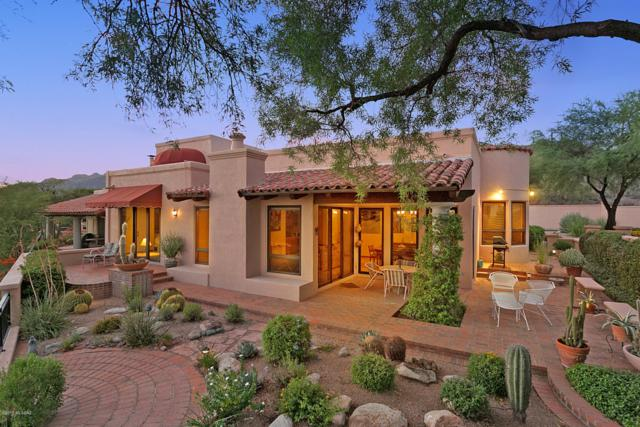 6195 N Via De La Tortola, Tucson, AZ 85718 (#21824820) :: Luxury Group - Realty Executives Tucson Elite