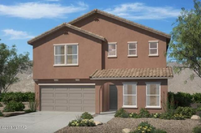 8545 W Amazilia Place, Tucson, AZ 85757 (#21824831) :: Long Realty Company