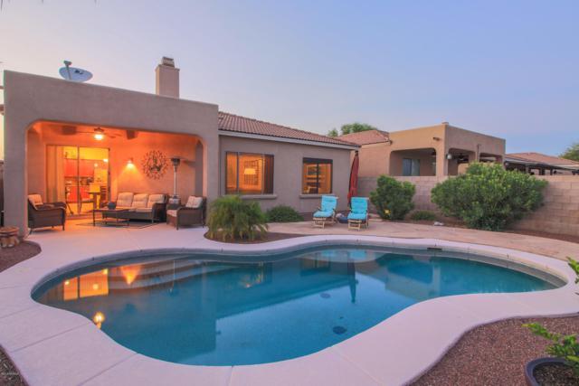 13758 E High Plains Ranch Street, Vail, AZ 85641 (#21824857) :: The Josh Berkley Team
