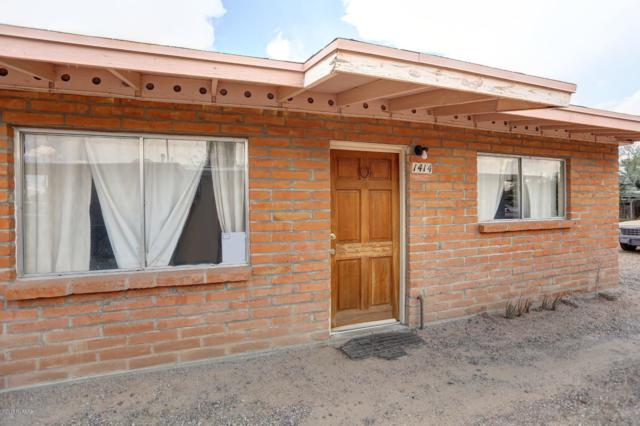 1412 W Hualpai Road, Tucson, AZ 85745 (#21824950) :: Long Realty - The Vallee Gold Team