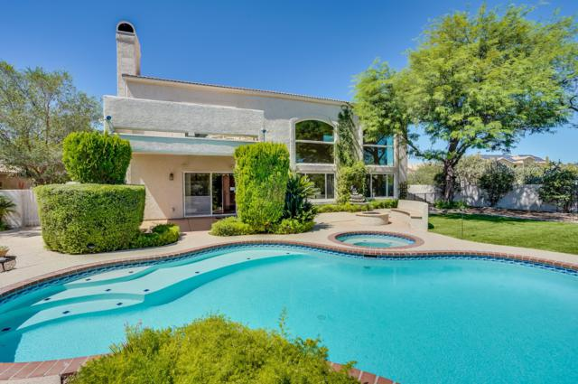 12616 N Pioneer Way, Oro Valley, AZ 85755 (#21824964) :: Long Realty - The Vallee Gold Team