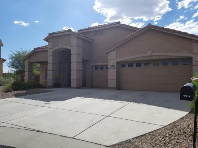 60414 E Eagle Ridge Drive, Tucson, AZ 85739 (#21825000) :: The Josh Berkley Team