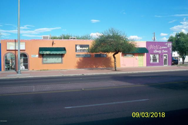 4225 S 6Th Avenue, Tucson, AZ 85714 (#21825055) :: Long Realty - The Vallee Gold Team