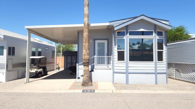 4555 S Mission Road #131, Tucson, AZ 85746 (#21825199) :: RJ Homes Team