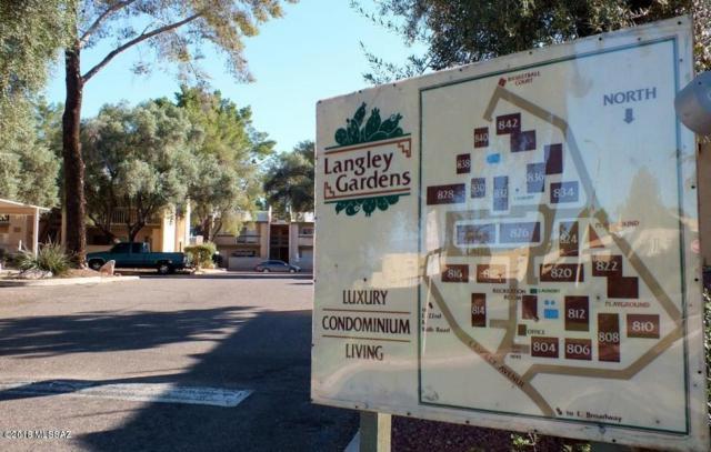 828 S Langley Avenue #201, Tucson, AZ 85710 (#21825282) :: RJ Homes Team