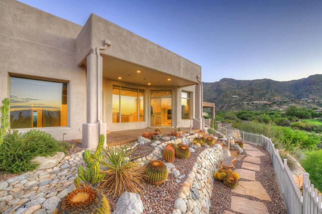 6562 E Ventana Crest Place, Tucson, AZ 85750 (#21825469) :: Luxury Group - Realty Executives Tucson Elite