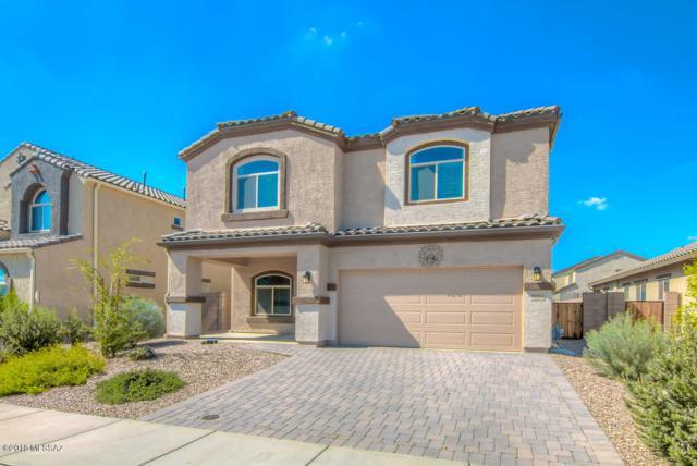 9054 W Grayling Drive, Marana, AZ 85653 (#21825600) :: eXp Realty