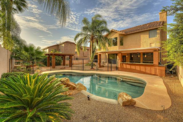 7724 E Mcgee Mountain Road, Tucson, AZ 85750 (#21825631) :: Luxury Group - Realty Executives Tucson Elite
