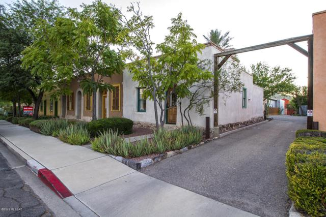 600 S Convent Avenue, Tucson, AZ 85701 (#21825649) :: Gateway Partners at Realty Executives Tucson Elite