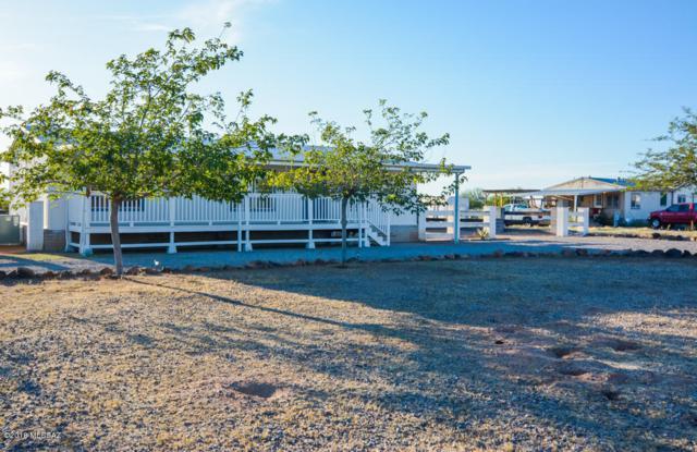 11421 N Derringer Road, Marana, AZ 85653 (#21825661) :: eXp Realty