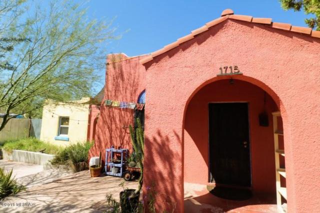 1715 N 5Th Avenue, Tucson, AZ 85705 (#21825732) :: Long Realty Company