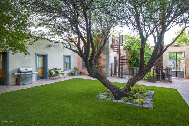 614 S Convent Avenue, Tucson, AZ 85701 (#21825747) :: Gateway Partners at Realty Executives Tucson Elite