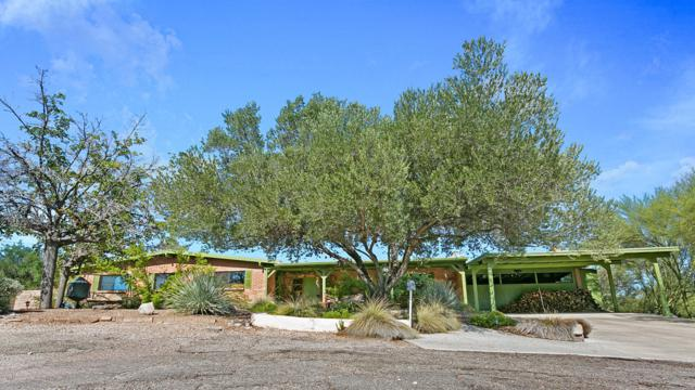 8935 E Driftwood Trail, Tucson, AZ 85749 (#21825756) :: Long Realty - The Vallee Gold Team